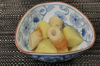 馬鈴薯の煮物